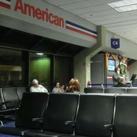 Photo taken at Gate C4 by Jason P. on 11/12/2011