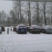 Photo taken at Comwell Sport Rebild Bakker by Mikael W. on 1/21/2012