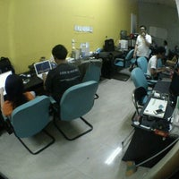 Photo taken at Hackerspace by Budi D. on 1/9/2012