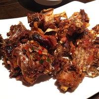 Photo taken at Imperial Treasure Super Peking Duck Restaurant by Jeff W. on 1/29/2011