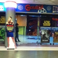 Photo taken at Cinerama - El Pacífico by Maria-Jose H. on 9/26/2011