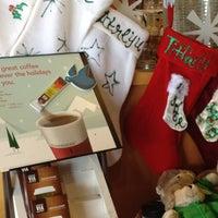 Photo taken at Starbucks by CJ on 12/11/2011