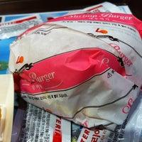 Photo taken at 롯데리아 Lotteria by Nadiah A. on 3/4/2012