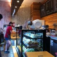 Photo taken at 커피예담 by Seokwon L. on 7/9/2012