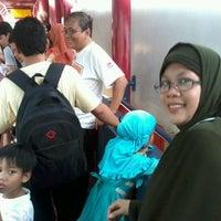 Photo taken at Sasana Adiguno by Dinng A. on 6/24/2012