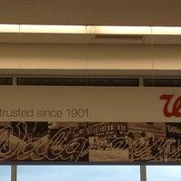 Photo taken at Walgreens by Mrunderscore on 4/17/2012