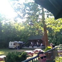 Photo taken at Union Jack's at the Manatawny Inn by Mary G. on 7/15/2012