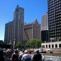 Photo Taken At Chicago Architecture Foundation River Cruise By James G On 6 25