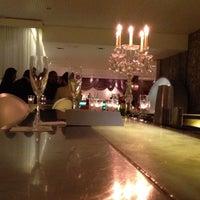 Photo taken at Long Bar by Joe H. on 3/10/2012