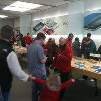 Photo taken at Apple Suburban Square by David N. on 12/4/2011