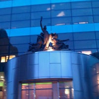 Photo taken at Indianapolis Marion County Public Library - Central Branch (IMCPL Central) by Ben H. on 2/10/2011