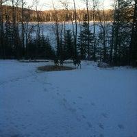 Photo taken at Big McCarthy Lake by Seth J. on 11/11/2011