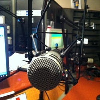 Photo taken at SiriusXM Studios by Susie F. on 5/1/2012