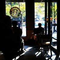 Photo taken at Starbucks by John A. on 10/18/2011