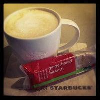 Photo taken at Starbucks by Stefanie C. on 11/15/2011