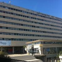 Photo taken at Aix-Marseille Université – Campus de Saint-Charles by Laeti T. on 8/30/2011