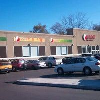 Photo taken at United Supermarket by Jack M. on 11/12/2011