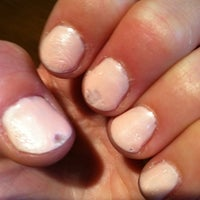 Photo taken at Friendly nails by Suzanne B. on 7/4/2011