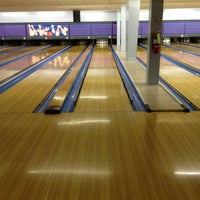 Photo taken at Pleasant Valley Bowl (Pleasant Valley Recreation Center) by Jennifer S. on 11/28/2011