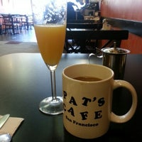 Photo taken at Pat's Cafe by Theron L. on 9/1/2012