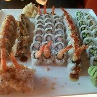 Photo taken at Blue Sushi Sake Grill by Nick L. on 10/24/2011
