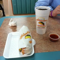 Photo taken at Filiberto's Mexican Food by David B. on 12/23/2010