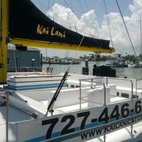 Photo taken at Kai lani Catamaran by Andrew N. on 7/7/2012