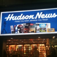Photo taken at Hudson News by Sharyn F. on 3/23/2012