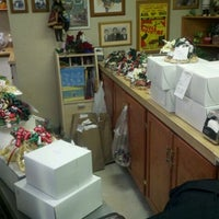 Photo taken at Mangiafico's Bakery by Sal M. on 12/24/2011