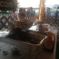 Photo taken at World Championship BBQ Cooking Contest  - Memphis In May by _ H. on 5/19/2012