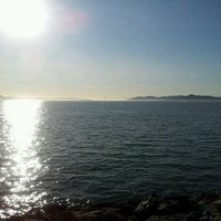 Photo taken at Berkeley Marina by Paul Q. on 1/27/2012