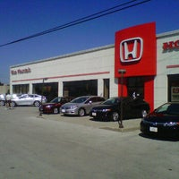 Photo taken at Blue Mountain Honda by Timothy O. on 8/19/2011