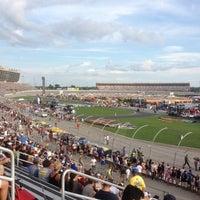 Photo taken at Atlanta Motor Speedway by Malinda W. on 9/2/2012