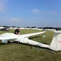 Photo taken at Windrushers Gliding Club by Mark S. on 7/28/2011