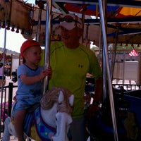 Photo taken at Heritage Square Amusement Park by Mary S. on 7/24/2012