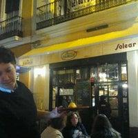 Foto tomada en Los Coloniales por Iván G. el 12/7/2011
