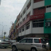 Photo taken at CIMB Bank by Giraki K. on 8/1/2012