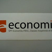 Photo taken at SPF Economie by Timy D. on 9/1/2011