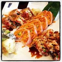 Photo taken at Sakura Japanese Steak House by Andy N. on 12/23/2011