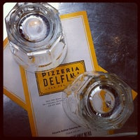 Photo taken at Pizzeria Delfina by Pamela C. on 5/21/2012