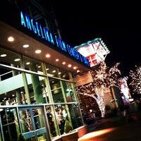 Photo taken at Angelika Film Center & Cafe by Jenn P. on 11/23/2011