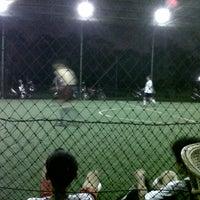 Photo taken at Savannah Futsal by Firlia S. on 1/6/2012