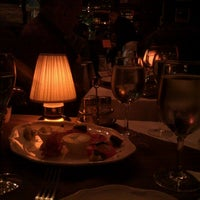 Photo taken at Comme Chez Soi by Andrej on 12/30/2011