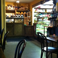 Photo taken at Brioche Bakery & Cafe by Tantiga H. on 11/6/2011