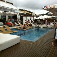Photo taken at Parador Hotel by Maria Eduarda C. on 12/30/2011