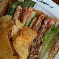 Photo taken at O'Briens Irish Sandwich Cafe by William L. on 3/30/2011