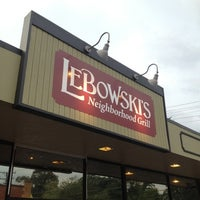 Photo taken at Lebowski's Neighborhood Grill by Johnny G. on 8/3/2012