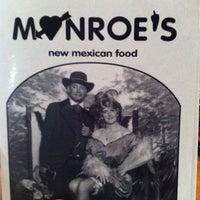Photo taken at Monroe's by Bryan B. on 8/23/2012