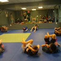 Photo taken at Conquest Brazilian Jiu Jitsu by Bruce H. on 3/28/2012