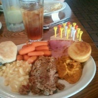 Photo taken at Cracker Barrel Old Country Store by Terri G. on 4/26/2012